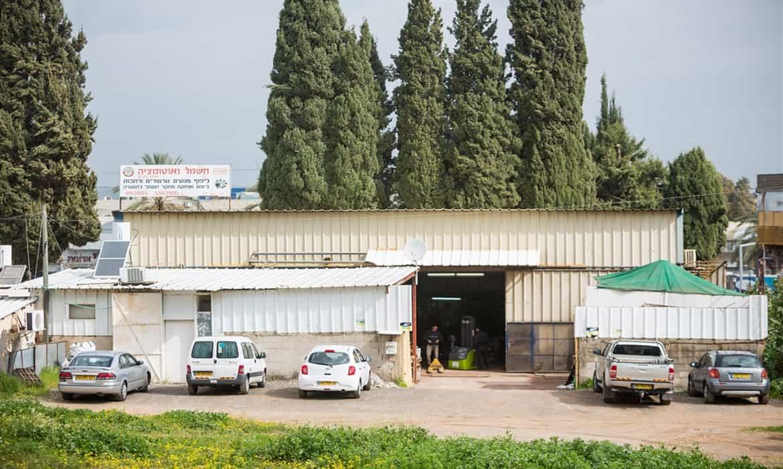 מפעל הייצור שלנו